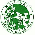 The logo of the National Garden Clubs.
